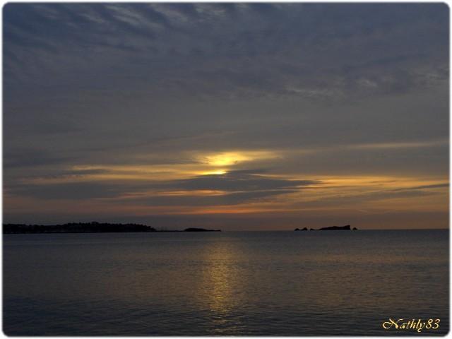 Ciel du sud vers une journée nuageuse, le 22 janvier 06